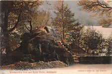 Ambleside Cumbria Uk Wordworth'S Seat And Rydal Water Abrahams Series Postcard