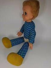 "1967 Mattel 21"" Mrs. Beasley Doll Vintage Family Affair Show No String Creepy"