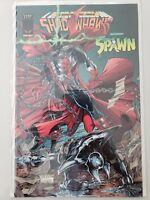 SHADOWHAWK #17 (1995) IMAGE COMICS JIM VALENTINO! JOHN CLEARY! SPAWN! 1ST PRINT