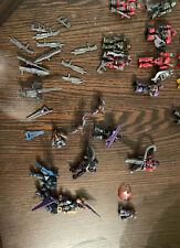 Halo mega blocks figures lot Of 29 + 12 Other Mini figures