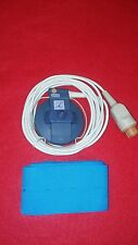 New HP Philips M1355A Toco Fetal Transducer New Certified 1 YR Warranty
