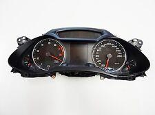 original Audi A4 8K TFSI Tacho Kombiinstrument Benzin cluster km/h 8K0920930B