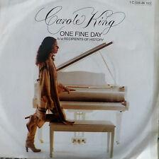 """7"""" 1980 KULT IN MINT- ! CAROLE KING : One Fine Day"""
