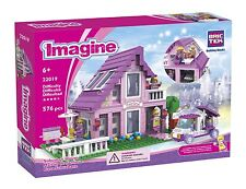 Suburban House Imagine BricTek Building Block Construction Toy Brick 22019