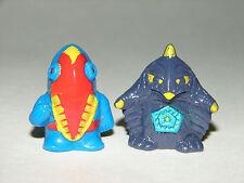 SD Bemstar vs Metron-seijin Mini Figures! Godzilla Gamera Ultraman