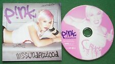 Pink Missundaztood inc Get the Party Started + CD