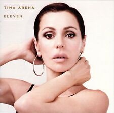 TINA ARENA (ELEVEN CD - DELUXE EDITION SEALED + FREE POST)