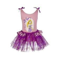Disney Princess Ballet Tutu and Leotard Ariel Costume-Halloween or Dress Up NWT