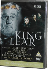 King Lear - BBC Shakespeare Collection DVD - New Sealed