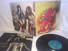 THE MOTHERS - JUST ANOTHER BAND FROM L.A. - 1972 REPRISE RECORDS ROCK LP