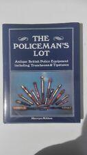 Policeman's Lot by Mervyn A. Mitton (Hardback, 1985)