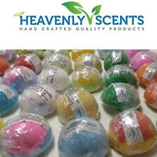 FIZZY BATH BOMBS Lot of 12 (1 oz)  Various Fragrances - Foot Soak Pedi