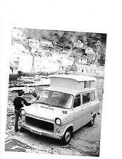 FORD SAVANNAH IV MOTORHOME PRESS PHOTO 'Brochure' 1976