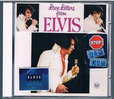 ELVIS PRESLEY LETTERS FROM ELVIS  CD F.C.  NUOVO SIGILLATO!!!