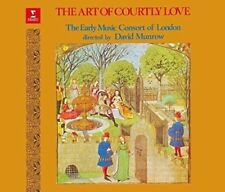 DAVID MUNROW / EARLY MUSIC CONSORT OF LONDON-THE ART OF.-JAPAN 3 CD H14