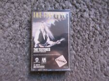 """THE TEXTONES (CARLA OLSON) """"MIDNIGHT MISSION"""" 1984 A&M EX/EX OOP CASSETTE TAPE"""