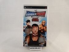 WWE SMACKDOWN VS RAW 2008 WRESTLING SONY PSP PAL EU EUR ITALIANO NUOVO SIGILLATO