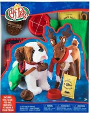 The Elf on the Shelf Claus Couture Pets Collection Good Tidings Toy Tote Scarf