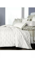 Hotel Collection Fresco Quilted King Coverlet Color Sage/Ivory