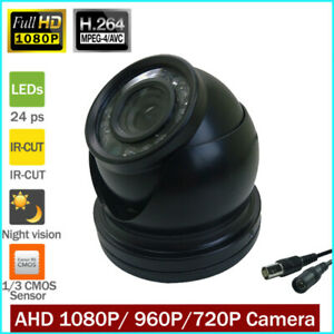 Full HD 2.0MP 1080P 720P AHD Mini Dome Camera Home Security System Night Vision