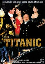 THE TITANIC - CATHERINE ZETA JONES -  NEW & SEALED DVD