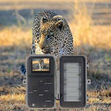 16MP HD Game & Trail Hunting Hunter Wildlife Camera Low Glow Scouting Night Vers