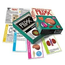 Anatomy Fluxx Card Game Looney Labs Ever-Changing Card Game LOO 084 Human Body