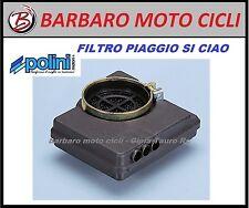 FILTRO ARIA POLINI COD. 203.0013 CARBURATORE PIAGGIO SI CIAO BRAVO GRILLO BOSS