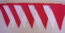 ARSENAL/ LIVERPOOL MINI FOOTBALL Fabric Bunting Bedroom Decoration 3mt18 flags