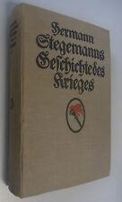 """Hermann Stegemanns """"Geschichte des Krieges"""" """". 2.Band  /1917/ 4.Kriegskarten"""