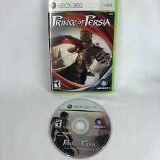 Microsoft Xbox 360 Price of Persia Video Game Tested Case Manual Disc