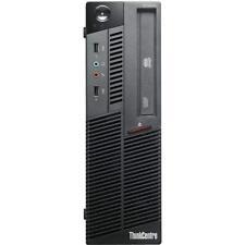 Lenovo ThinkCentre M90p Intel i5 3.20Ghz 4Gb Ram 250Gb HDD DVD Win 7 Pro Desktop