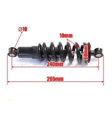 240mm Rear Shock Absorber Shocker Suspension Spring for ATV QUAD BIKE GO KART