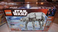LEGO Star Wars Motorized Walking AT-AT (10178)  AFA 9.25 MISB