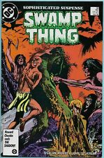 """Swamp Thing #48 (1986) by Alan Moore & John Totleben """"A Murder of Crows"""""""