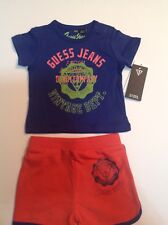 guess designer  baby boys shorts set 6-9  Months