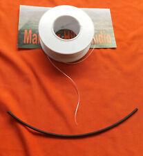 1 Metre 5N Pure Silver Litz 7 Strand 30 AWG Tone Arm Tonearm Wire for Rewiring