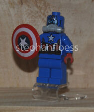 LEGO Minifigure Mini Figure 76048 Marvel Super Heroes Captain America Scuba