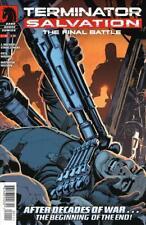 Terminator Salvation: The Final Battle #1 FN; Dark Horse   save on shipping - de