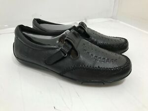 Dr scholl's Women Double Air-pillo Insoles Casual Stylish Black Loafer Size 9 W