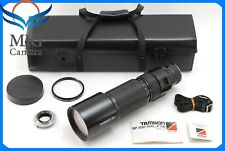 【Near MINT】TAMRON SP 200-500mm f5.6 Lens for Canon EF, Eos Mount from Japan 511
