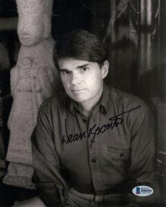 DEAN KOONTZ SIGNED AUTOGRAPHED 8x10 PHOTO WRITER OF ODD THOMAS RARE BECKETT BAS