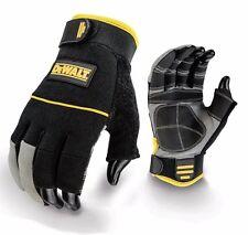 DeWalt DPG24 Finger Framer Power Tool Glove Grey/Black - Large