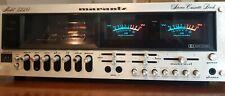 Piastra MARANTZ 5220 Stereo Cassette Deck Rare Vintage 1975 Hi End