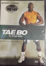 Billy Blanks Tae Bo The Strength Within DVD Believer's Workout Fitness