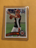 2011 Topps #70 Andy Dalton RC Rookie Bengals