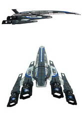 Mass Effect sr-2 Alliance Normandy 16cm REPLIK NUOVO + OVP nave spaziale alleanza