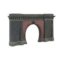 Bachmann 44-292 OO Gauge Single Tunnel Portal
