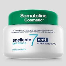 nuovo SOM cosmetic snellente 7 NOTTI GEL FRESCO 250ML