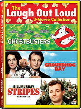 GHOSTBUSTERS / GROUNDHOG DAY / STRIPES THE LAUGH AT LOUD: (3-MOVIE COLLECT (DVD)